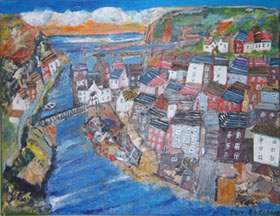 Staithes, /Yorkshire Coast
